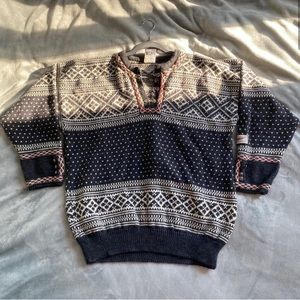 Dale of Norway vintage Setesdal sweater